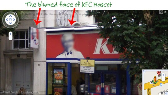 kfc restaurant in uk