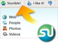 stumbleupon toolbar not for safari, opera