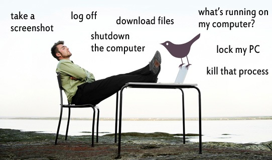 lock computer shutdown