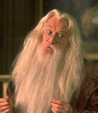 Dumbledore from Harry Potter