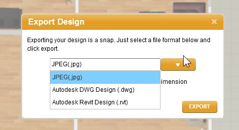 export as dwg for autocad