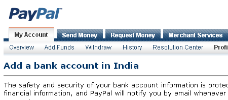 Paypal Money Directly To A Bank Account
