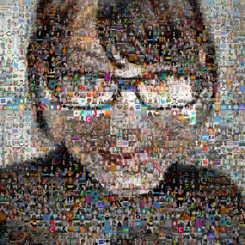 Make Aphoto Mosaic Online From Your