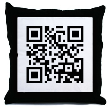 qrcode pillows
