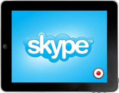 Skype on iPad