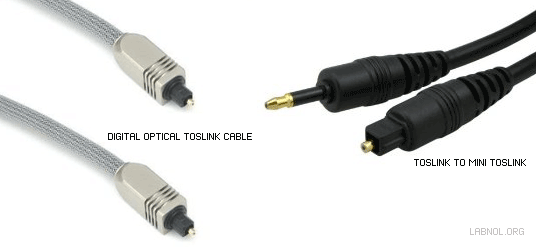 toslink optical cable