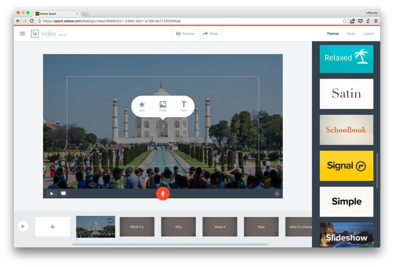 How to Make Stunning Video Presentations with Spark Video - Digital Inspiration