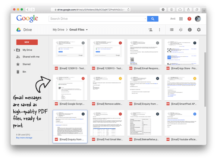 How to Print Multiple Gmail Messages in one go - Digital Inspiration