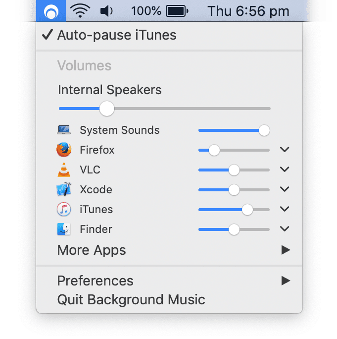 Better Volume Control for Mac