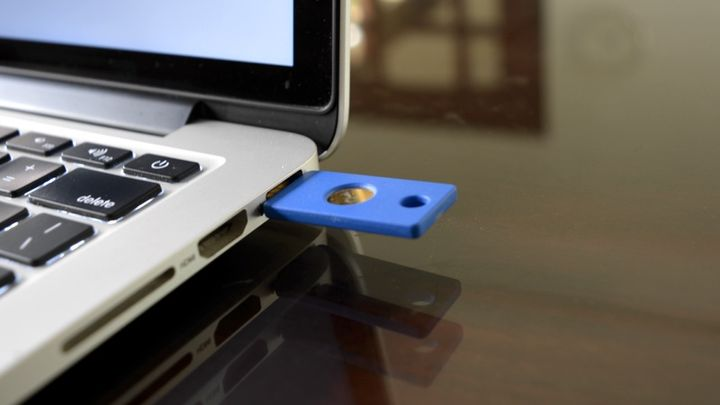 USB Security Key for Google Accounts