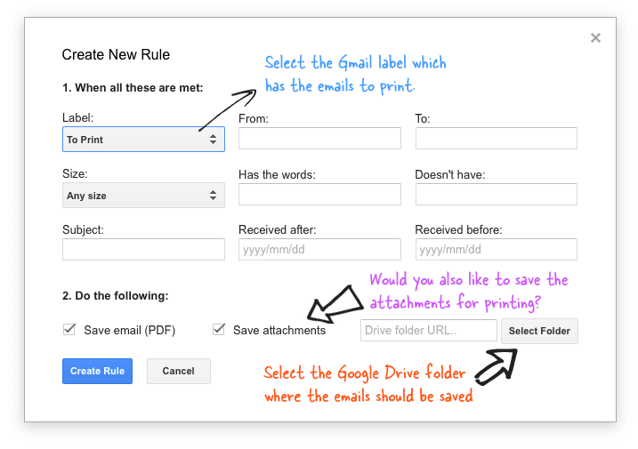 How To Print Multiple Gmail Messages In One Go Digital Inspiration